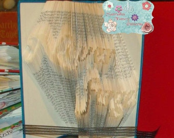 Never Forget - Book Folding Pattern