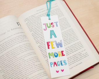 Book,Watercolor Illustration, Bookmarks, cute bookmark,book lover gift, funny bookmark, unique bookmark, book club gift, watercolor bookmark