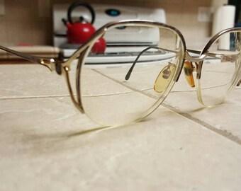 Vintage 1970 eyeglass frames