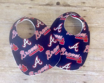 Atlanta Braves Bib