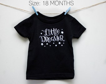 Little Dreamer Infant Graphic Tee -- 18 MONTHS