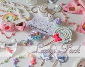 Lucky Pack - Kawaii Sweet Lolita Fairy Kei Decora Jewelry And Accessories