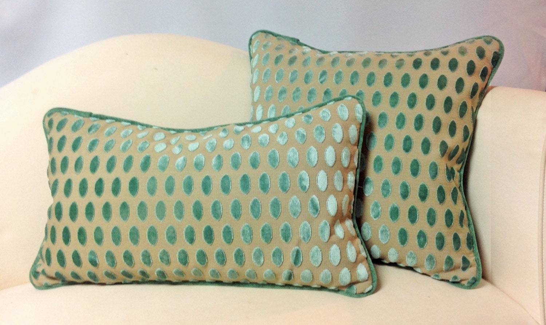 Decorative Pillow With Zipper : Decorative Pillows Invisible Zipper Insert