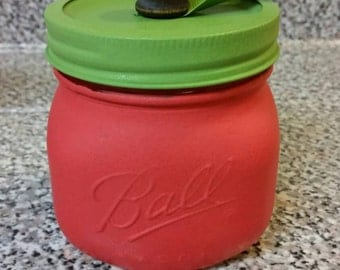 Apple Jars - Great For Teacher Gifts