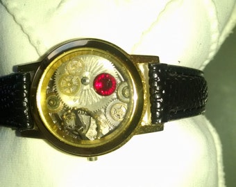 Unique Steampunk Bracelet
