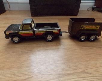 Toy Vintage Nylint pickup truck.  Nylint Corp Rockford Il USA.