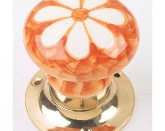 Orange Blossom Door knobs Version 6