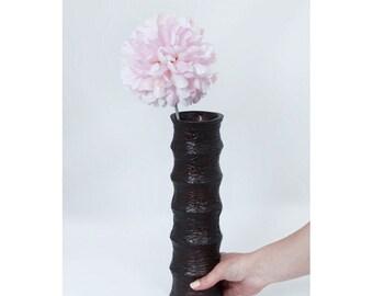 Sweet Pea Blossom Flower Vase
