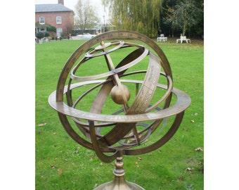 Celestial Armillary Sundial