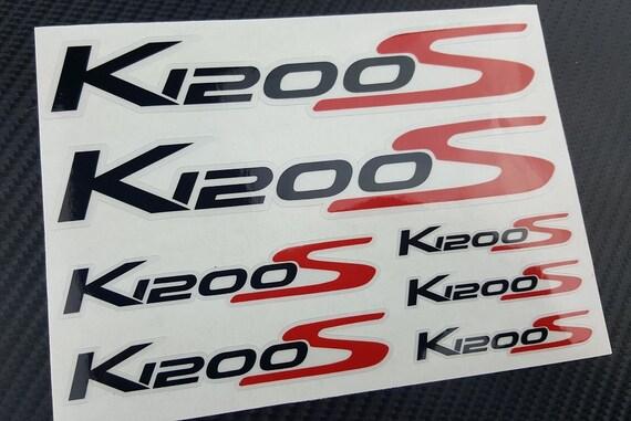BMW Motorrad KS Decals Set Sheet Stickers Fairing - Bmw motorrad motorsport decals