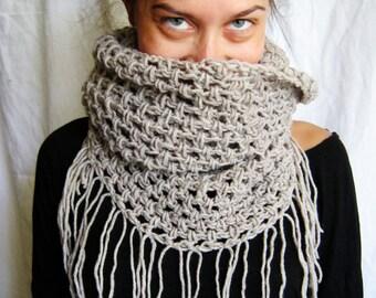 FREE SHIPPING#handmade crochet scarf#shawl