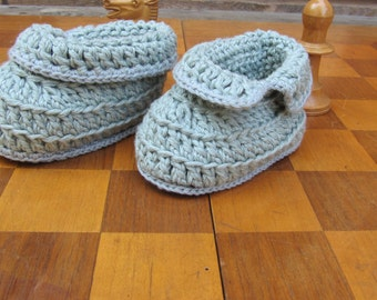 Baby shoes,Crochet baby booties,Baby gift Ready to ship