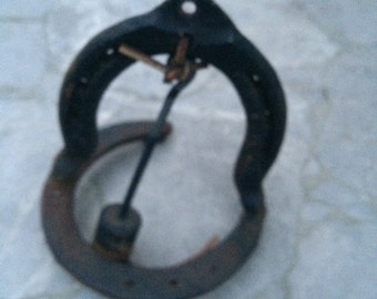 Cast iron - farm calling bell