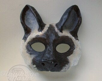 Cat costume mask, Masquerade mask, Brown tabby, Siamese cat, Orange Tabby, Cat, Customer photo, Burmese, halloween costume, Siamese, Sable,