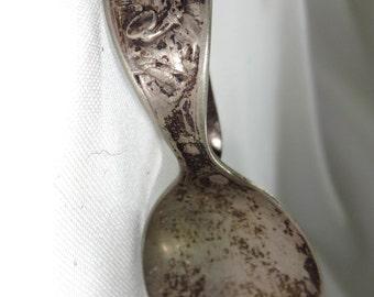 "Baby Spoon "" Little Miss Muffet """