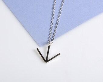 Structure necklace E