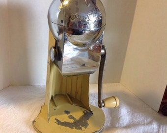 1950's Rival all steel Ice-o-mat ice crusher