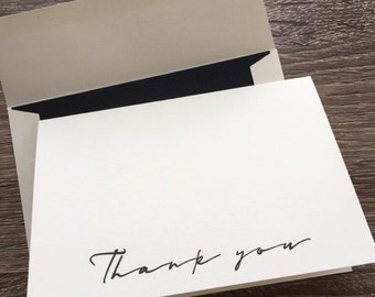 Thank you Cards- 3.5 x 5 Folded Cards
