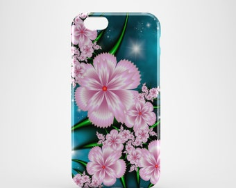Pink Blossom Phone case,  iPhone X Case, iPhone 8 case,  iPhone 6s,  iPhone 7 Plus, IPhone SE, Galaxy S8 case, Phone cover, SS156a