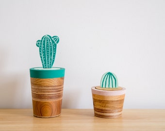 Set of 2 eco containers
