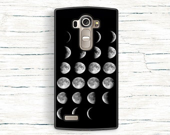 Moon Phases case for LG G3 G4 G5