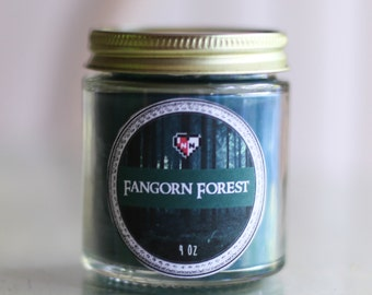 Fangorn Forest Soy Candle (4 oz.)