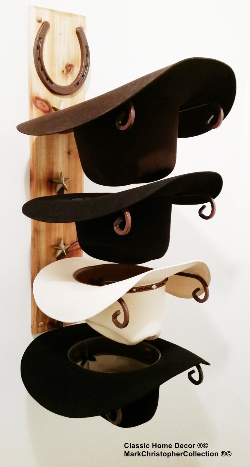 how to make hat from horseshoes