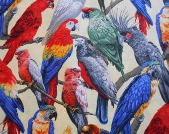 Plastic Grocery Bag Holder #327 Parrots   Plastic Bag Holder