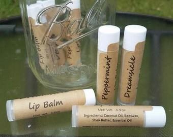 Handmade All Natural Lip Balm
