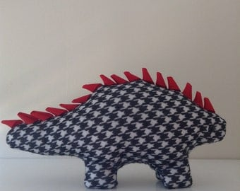 houndstooth dinosaur