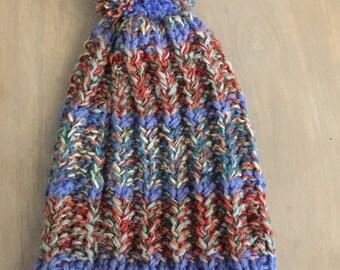 Wool baby Cap