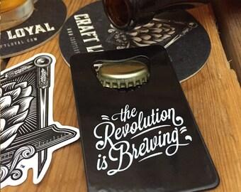 Beer Bottle Opener by Craft Loyal