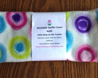 Washable/Reusable Swiffer Pads