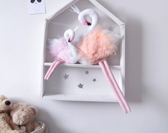 Melodie baby flamingo