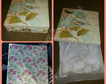 Gift Wrapping/Box