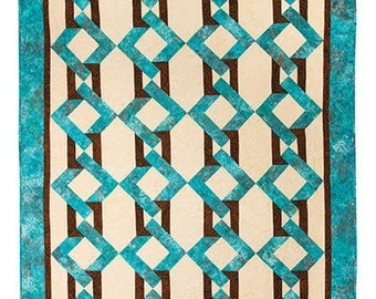 Chain Link Quilt Etsy