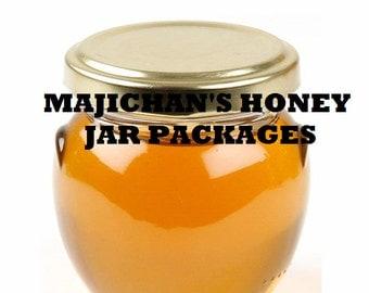 Majichan's Honey Jar services