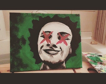 Green day painting