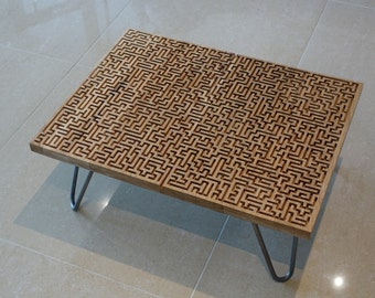 The Maze Coffee Table