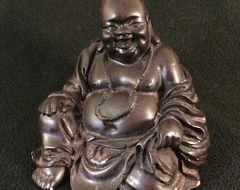 Vintage Chinese Buddha Statue