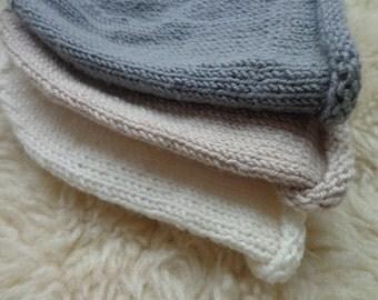 babyhat 100% merino finest pure wool newborn