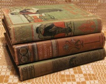 Antique Children's Book Collection