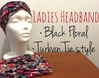 Ladies turban style Headband