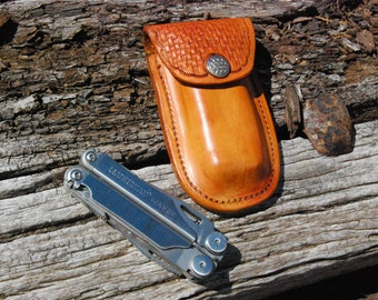Leatherman pouch for Wave model. Without belt strap.