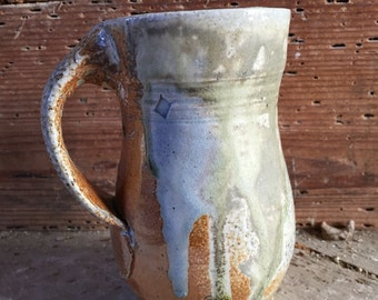 Soda Fired Mug (second)