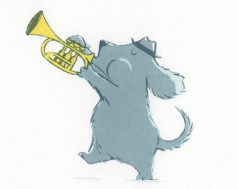 Musicians Of Bremen - Dog