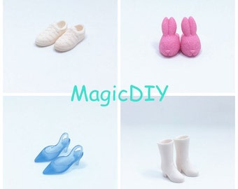 Shoes/Slippers/Boots for Blythe Licca momoko KURHN Doll