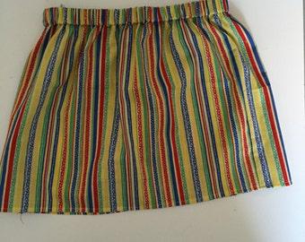 Child's Skirt, 22'-26 inch waist.