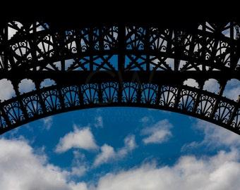 Eiffel Tower - Abstract - Paris