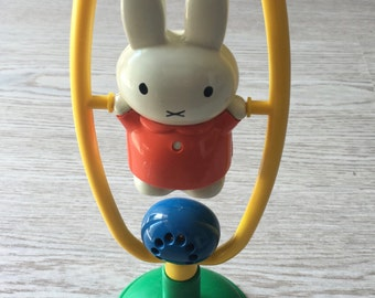 nijntje / miffy rattle toy